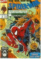 Marvel Comics Postcard: Spiderman # 6 cover (Todd McFarlane) (Estados Unidos, 1991)