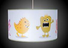 MONSTER Deckenleuchte Deckenlampe Hängelampe Kinderzimmerleuchte Kinderlampe
