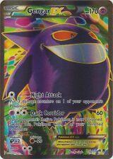 Pokemon Phantom Forces Gengar-EX - 114/119 - Full Art