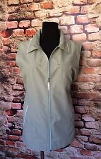 NEW FASHION SPRING / AUTUMN VEST ASPARAGUS GREEN SIZE L NEW
