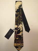 PRADA Krawatte Seide. PRADA Silk Tie
