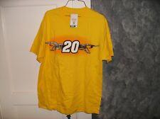 New With Tags Matt Kenseth #20 Dollar General T Shirt Sheetmetal Large