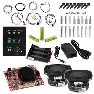 ⭐️Dayton Audio Large Portable Bluetooth Ammo Style Box Speaker Kit Components⭐️