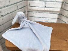 Comforter Jelly Cat Bunny Comforter Blue Blanket Soother Rabbit DOU DOU Blankie