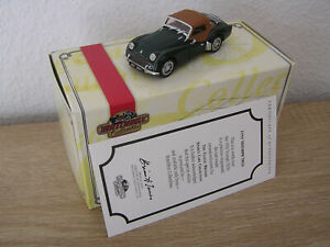 MATCHBOX Collectibles DYB01-M 1959 Triumph TR3A4 1:43 Models of Yesteryear Dinky