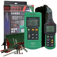 Mastech MS6818 Wire Cable Metal Pipe Locator Detector Tester Line Tracker