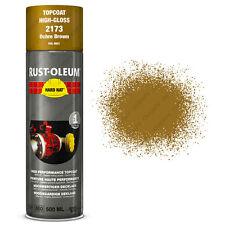 X17 ultra-elevata COPERTURA Rust-Oleum ocra marrone vernice spray