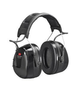 3M Peltor HRXS221A Worktunes Pro Am/Fm Radio Headset 32 DB Kopfband - Schwarz