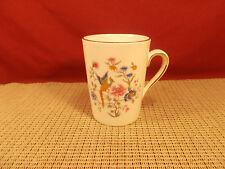 """Hammersley Bone China Bird of Paradise Mug 4 1/8"""""""
