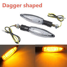 Motorcycle Front Turn Indicator Signal Light LED For BMW R1200 GS/R/S 2009-2014