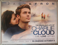 Cinema Poster: DEATH AND LIFE OF CHARLIE ST CLOUD 2010 (Quad) Zac Efron