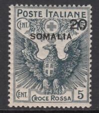 ITALY - SOMALIA Red Cross n.21 cv 400$ MNH**