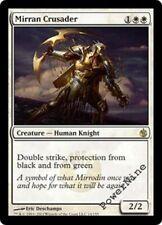 4 PLAYED Mirran Crusader - White Mirrodin Besieged Mtg Magic Rare 4x x4