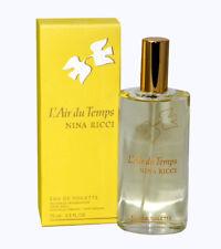 L'Air Du Temps By Nina Ricci 2.5 Oz EDT REFILL Spray NIB Perfume For Women