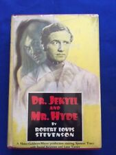 DR. JEKYLL AND MR. HYDE - PHOTOPLAY EDITION WITH SPENCER TRACY