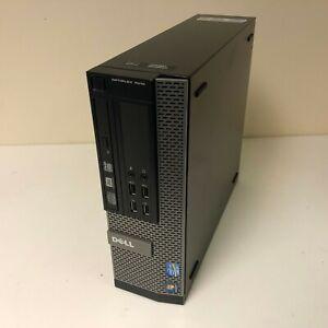 Dell Optiplex 7010 Intel i5-3570 3.40GHz 4GB Ram 250GB HDD Windows 10 Pro