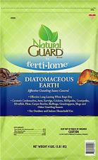 Natural Guard Diatomaceous Earth, 4 LBS