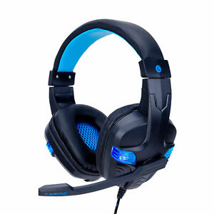 Pro Gaming Headset Mic 7.1 Surround Sound RGB USB Headphone for PS/Xbox ONE/PC