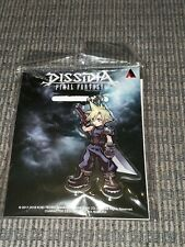 Cloud - Final Fantasy Dissidia Keyring Keychain - BRAND NEW - Official VII 7 Key