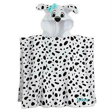 Hooded Towel 101 Dalmatians Hooded Towel for Kids Disney One Size