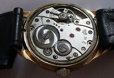 Very rare GUB GLASHUTTE 28-Q1 A.Lange& Sohne vintage GERMANY WRIST WATCH