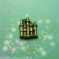 Little Castle - Floating Charm for Memory Lockets, Story & Living Lockets