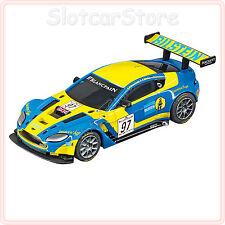 "Carrera GO 64004 Aston Martin V12 Vantage GT3 ""Bilstein, No.97"" 1:43 Auto"