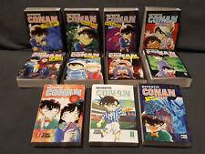 DETEKTIV CONAN:  Alle 12 Manga-Sonderbände komplett & Neu!