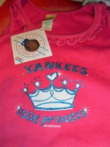 Too Cute! NWT New York Yankees Girls Little Princess Sun Dress Size 4T ___S171