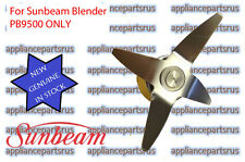 Sunbeam Blender Blade Assembly PB95201 - model PB9500 - NEW - GENUINE - IN STOCK