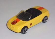 Matchbox 1 Loose Vehicle MGF 1.8i Yellow
