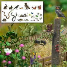 More details for busch 1153 ho/oo gauge small animals kit