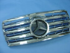 FRONT GRILLE CHROME FOR 1993-1995 MERCEDES BENZ W124 E-CLASS (STAR NOT INCLUDED)