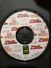 ZOOL NINJA OF THE NTH DIMENSION PC GAME! 1995 GREMLIN INTERACTIVE! NEAR MINT!