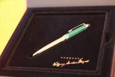 Montblanc  Special Edition 1996  Malachite Nikolai Mozart Pencil  New In Box