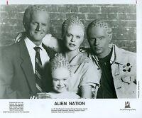 ERIC PIERPOINT LAUREN WOODLAND MICHELE SCARABELLI ALIEN NATION 1989 FOX TV PHOTO