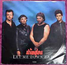 "The Stranglers – Let Me Down Easy 12"" – TA 6045 matrix A1/B1 – VG"