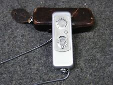 MINOX III SPY CAMERA w/ Chain and Case Made in Germany