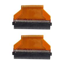 2Pcs 1.8'' 40Pin ZIF to 50Pin CF Converter Card for Toshiba Hard Drive