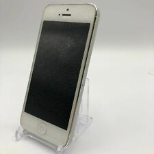 New listing Apple iPhone 5 - 16Gb - White & Silver (Unlocked) A1428 (Gsm)