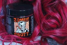 "ZOMBIE SNOTT ""Blood Orchid"" BRAND NEW long-lasting hair color to DYE for! 4oz"