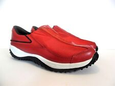 Cross Trekkers Women's Red Slip On Sneakers / Casual Shoes US 6, UK 4.5, EU 37.5