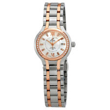 Enicar Mother of Pearl Dial Ladies Two Tone Watch 778/50/128GS