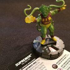 SUPREMOR - 042 - SUPER  RARE Heroclix Avengers Infinity #42