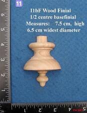 * Centro unico del profilo di base 1/2 Orologio/mobili stile Finial 11BF