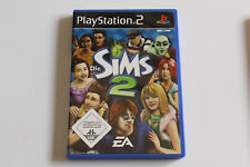Sony Playstation 2 PS2 Spiel Die Sims 2