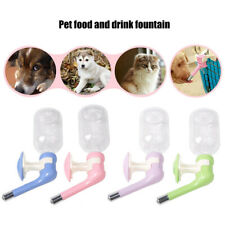 BL_ GI- Pet Cat Dog Puppy Automatic Water Feeder Bottle Drinking Bowl Dispenser