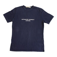Katharine Hamnett Black Sparkle Tunic Party Mini Dress Top 8 10 Free UK Shipping