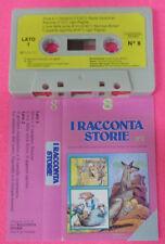 MC I RACCONTA STORIE N.8 1983 italy PROMO periodico quindicinale no cd lp vhs