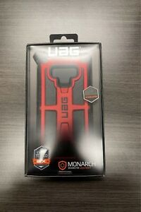 UAG Monarch Galaxy Note 9 Crimson